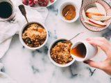 Spis grød til forret for at stille den værste sult