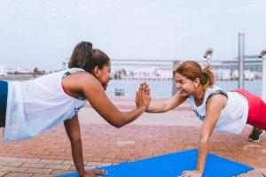 Sådan kan du blive sundere på ferien