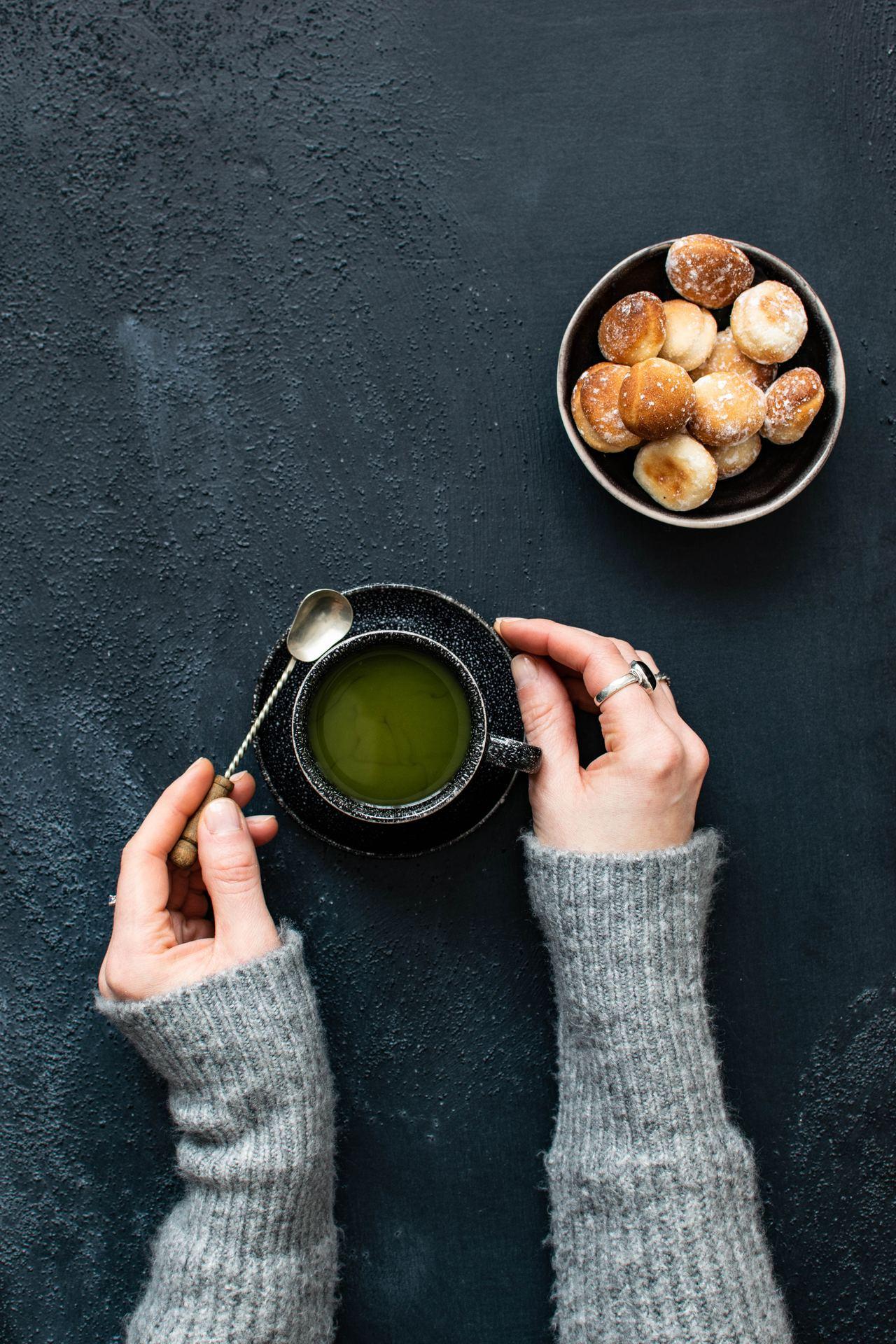 Grøn te og sundhed